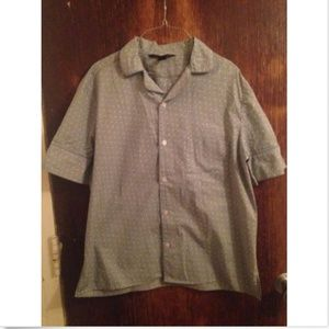 Marc Jacobs 100% Cotton Pajama Shirt SZ XL